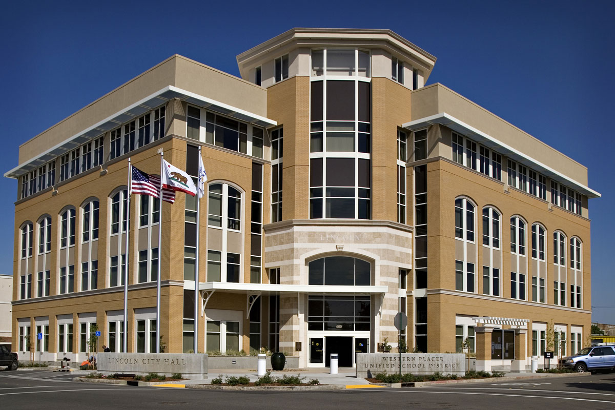 Lincoln City Hall