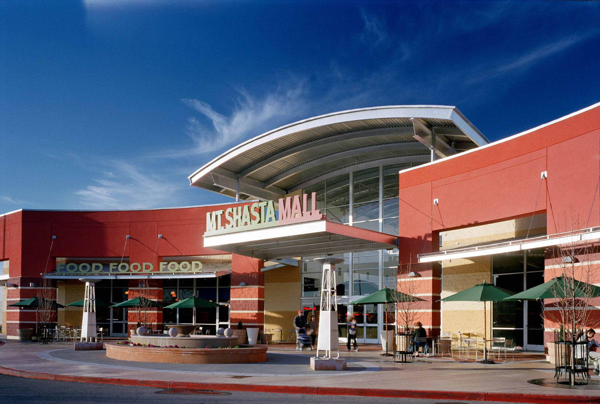 Mt. Shasta Mall, Redding, California